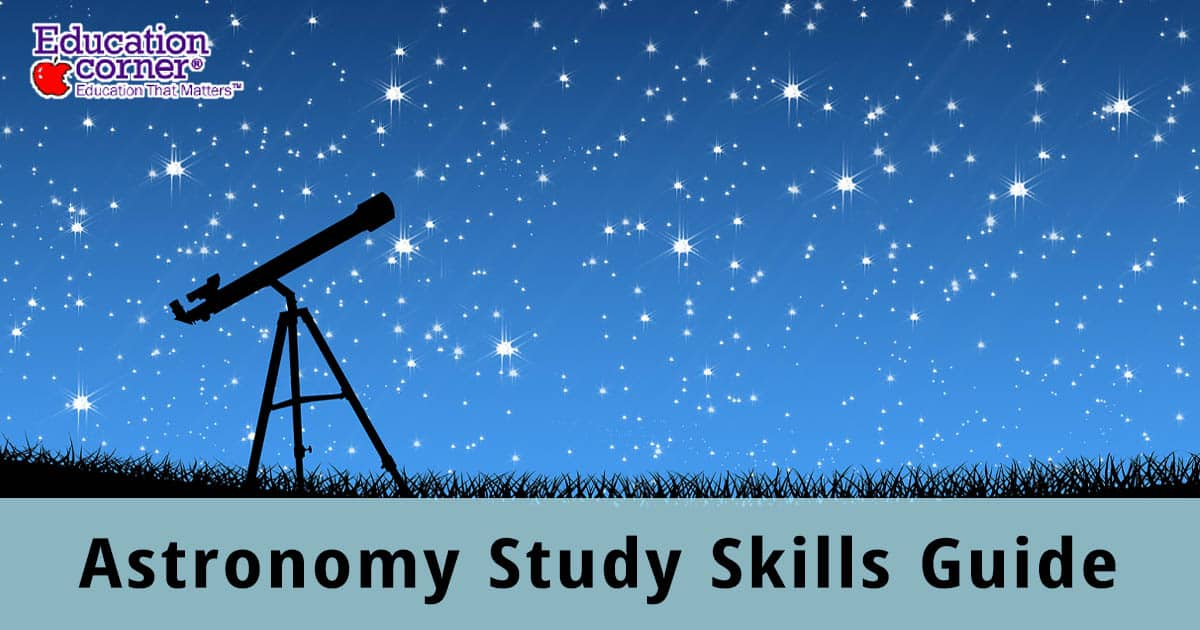 Astronomy Sutdy Skills Guide