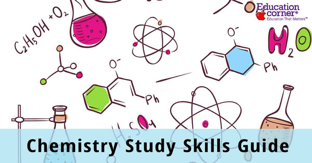Study Skills: Learn How To Study Chemistry