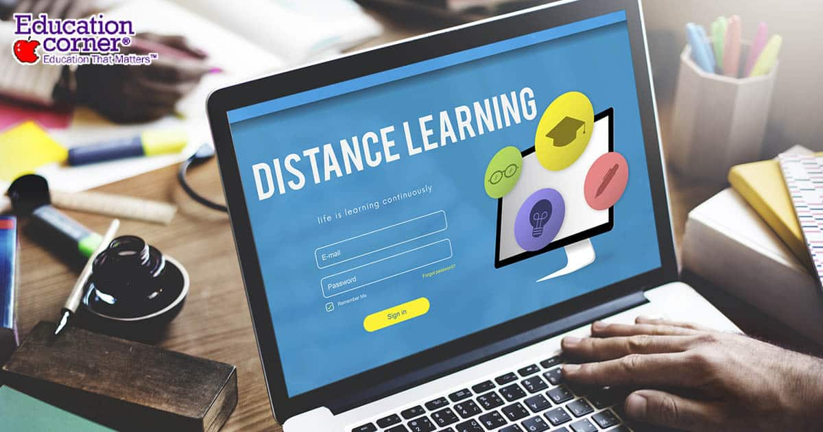 Guide to online and distance learning