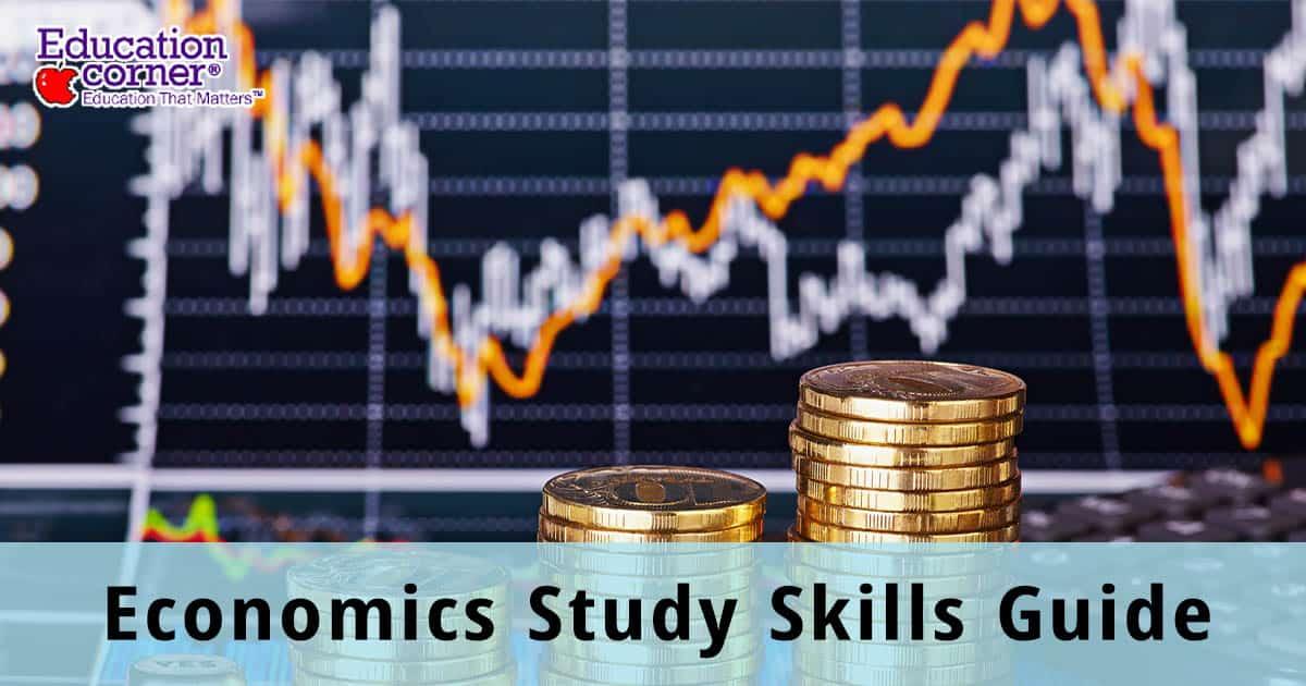 Study Skills: Learn How To Study Economics