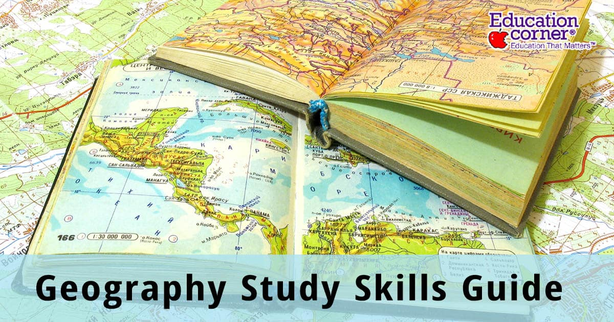Geography Study Skills Guide