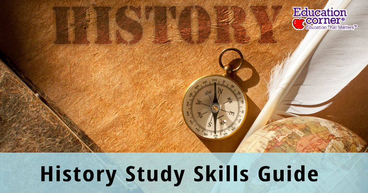 Study Skills: Learn How To Study History