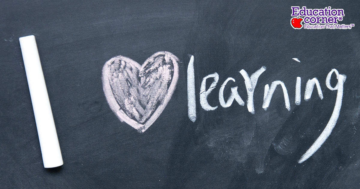 How to teach your kids to love learning