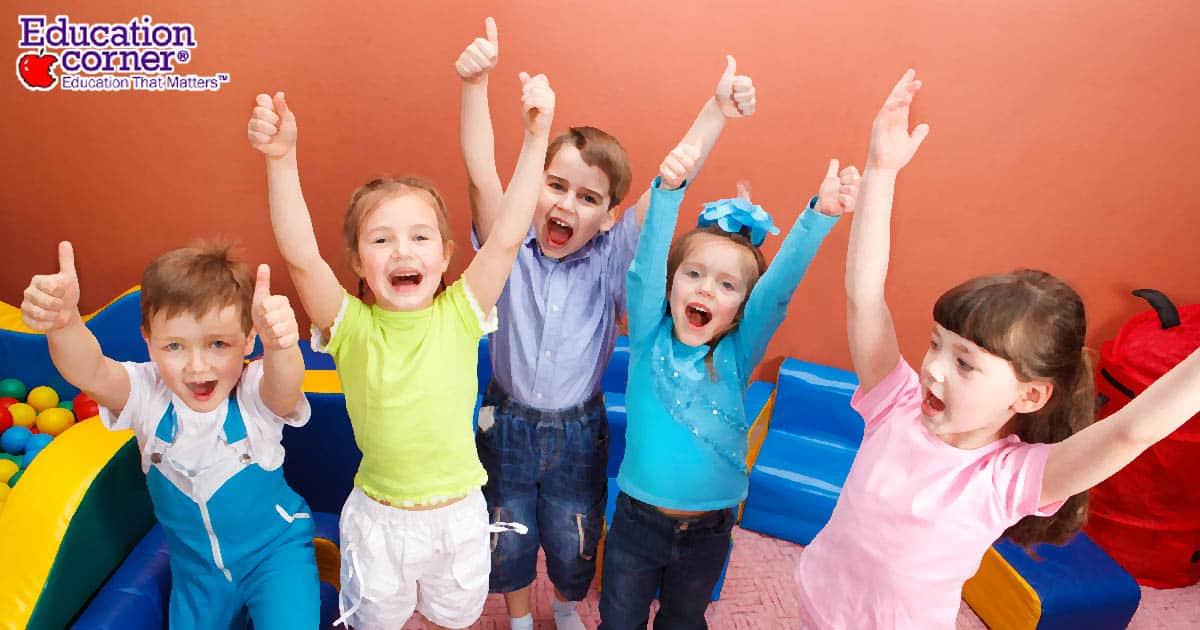 Social skills for kindergarten kids