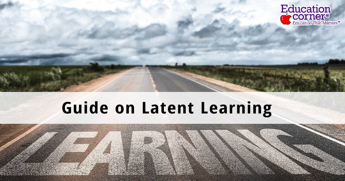 Guide on Latent Learning