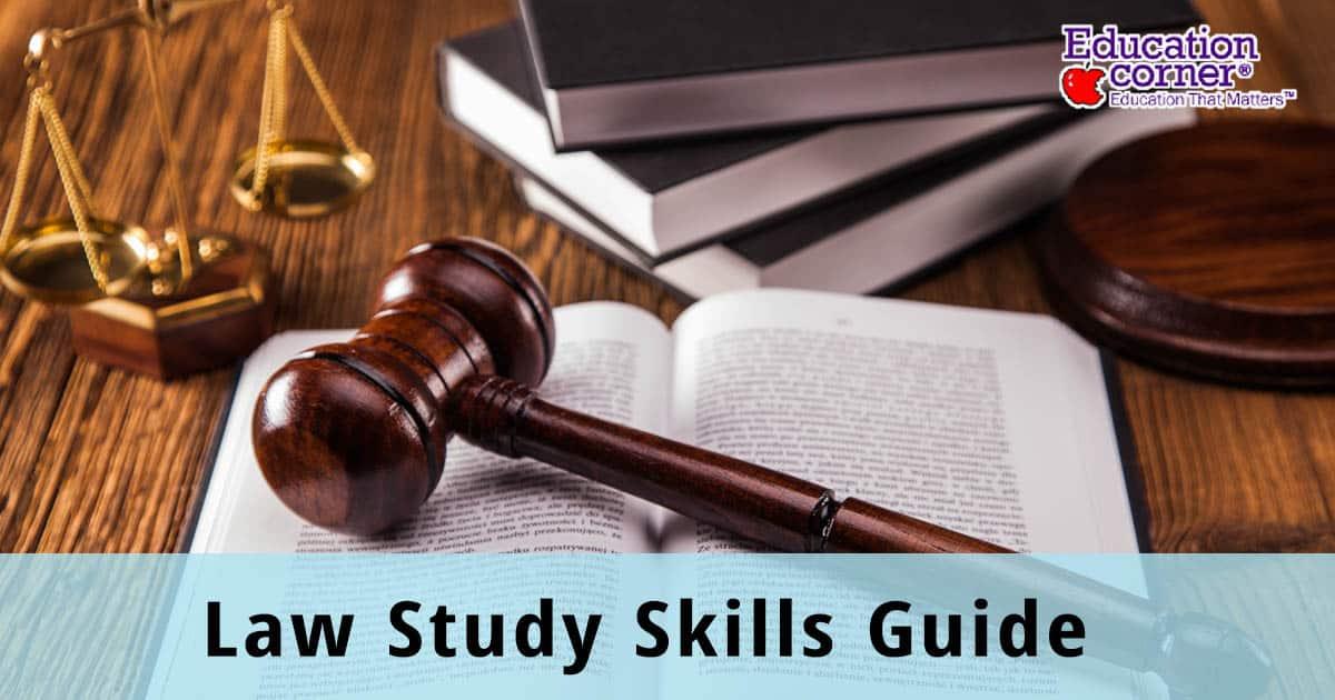 Law Study Skills Guide
