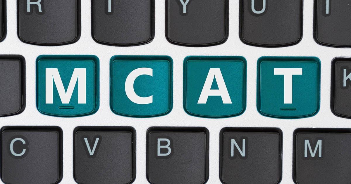Study for Mcat exam
