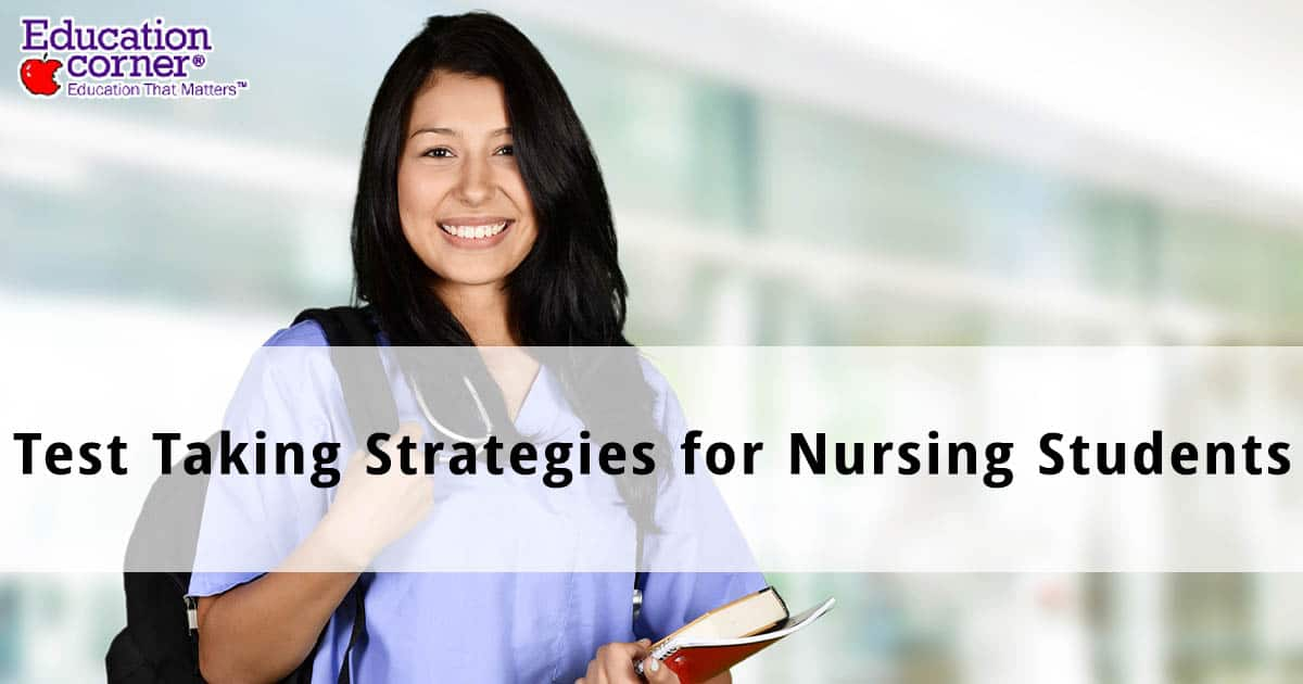 Exam tips for nursing students