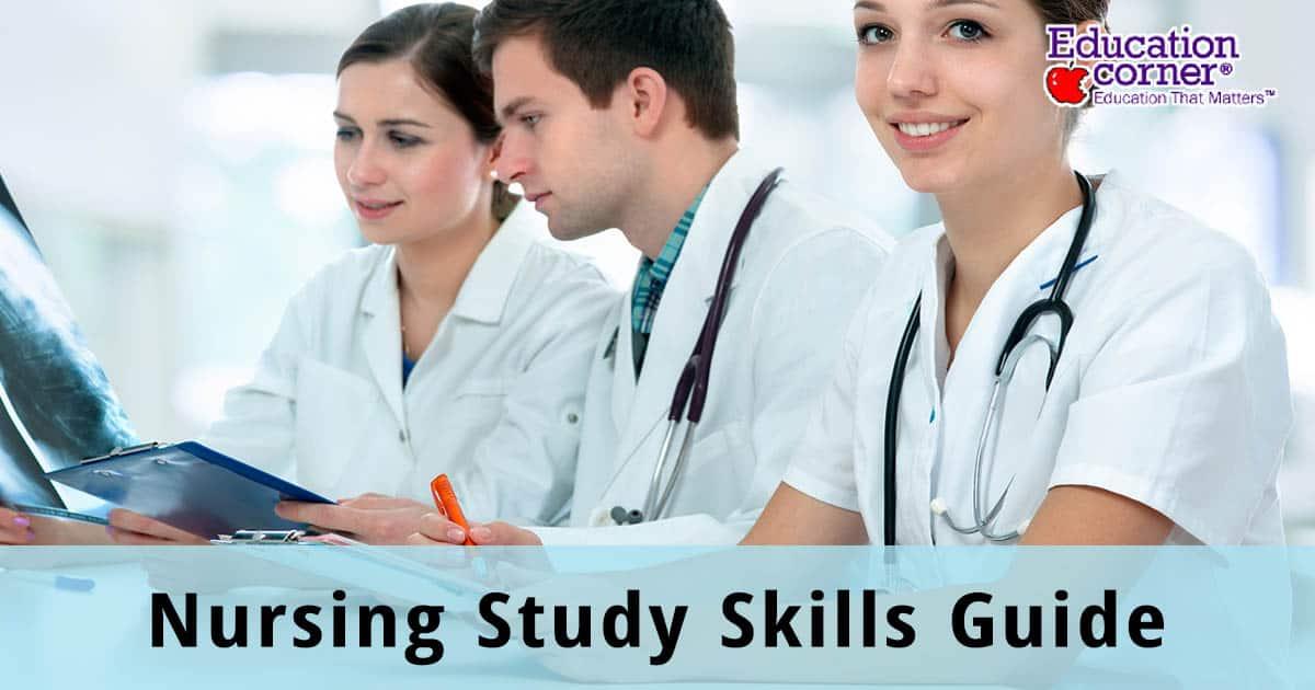 Study Skills: Learn How To Study Nursing