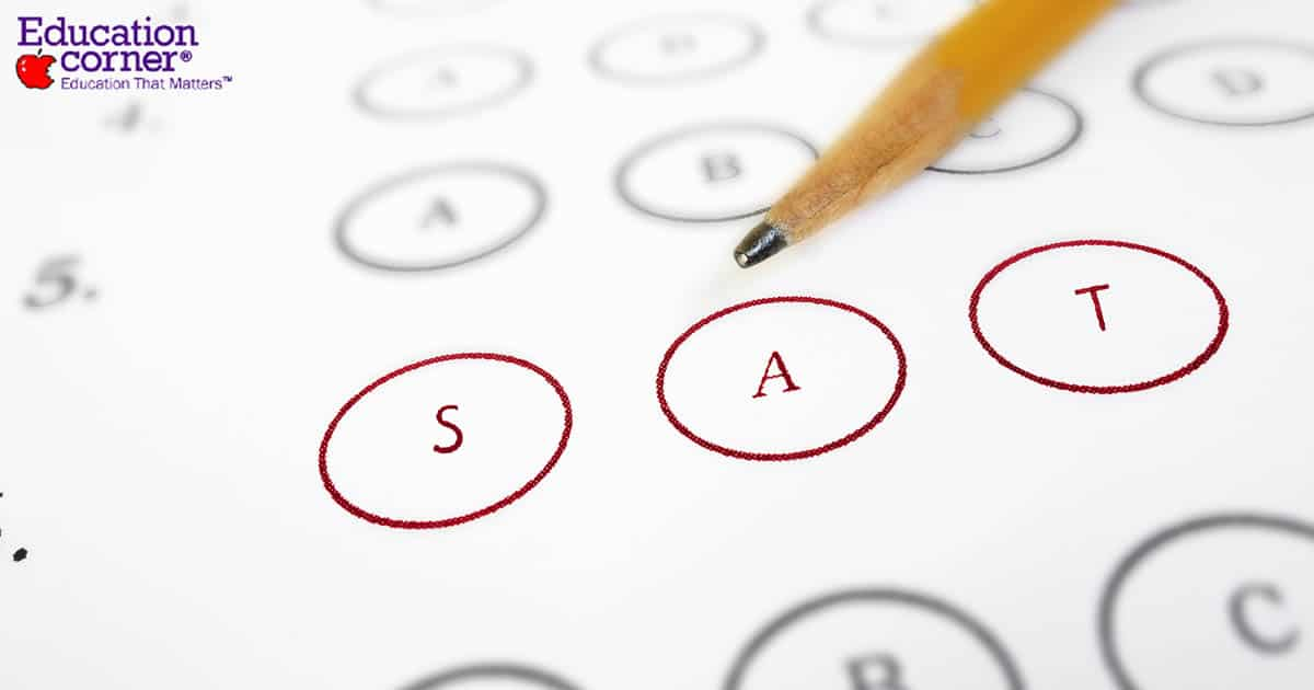 How to take a SAT test