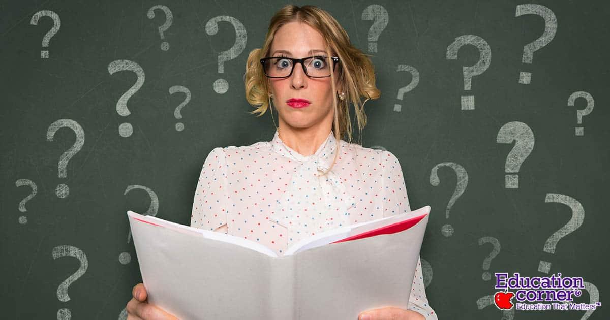 Sub plans for substitute teachers