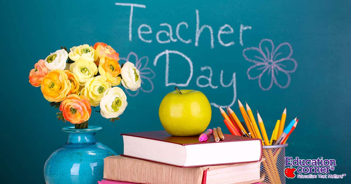 Teacher Appreciation Week All You Need To Know