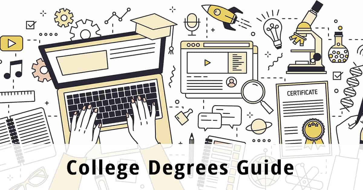 Different Types of College Degrees
