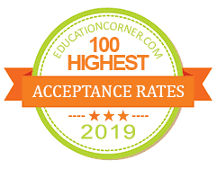 US Colleges With Highest Acceptance Rates for 2019