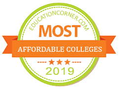Most affordable colleges in US in 2019