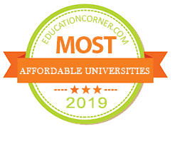 Most affordable universities in US in 2019